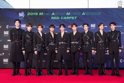 UNINE from iQIYI Original Variety Show Qing Chun You Ni Invited to the 2019 Mnet Asian Music Awards