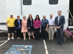 Winnebago Delivers Seven Mobile Childhood Advocacy Centers to the State of New York