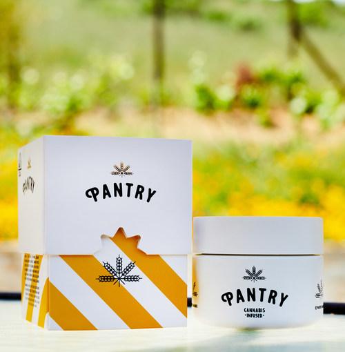 1933 Industries s'associe à la marque d'aliments infusée au cannabis de qualité supérieure Pantry Food Co pour la production de produits comestibles au Nevada (Groupe CNW/1933 Industries Inc.)