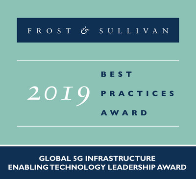 Frost & Sullivan commends HPE for Addressing 5G Infrastructure Needs