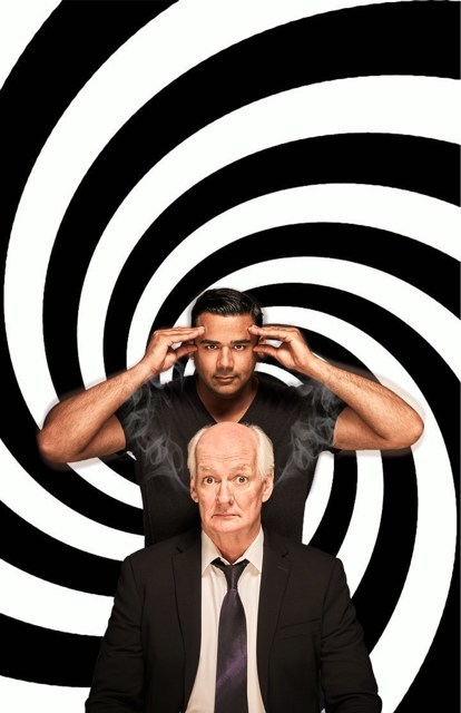 Colin Mochrie & Asad Mecci to Perform HYPROV: Improv Under Hypnosis for a Limited Run in Ontario (CNW Group/Media Blitz)