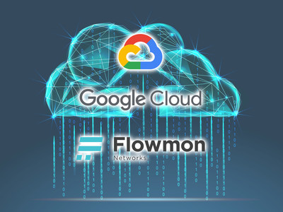 Flowmon to Deliver Cloud-Native Network Traffic Analysis with Google Cloud's Packet Mirroring