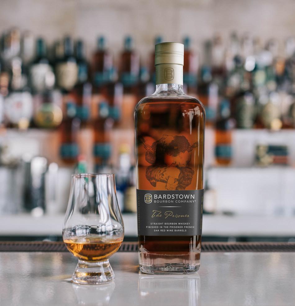 Bardstown Bourbon Company & The Prisoner Wine Company Collaboration Bottle