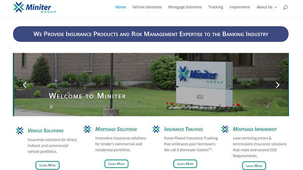 Miniter Group Home Page