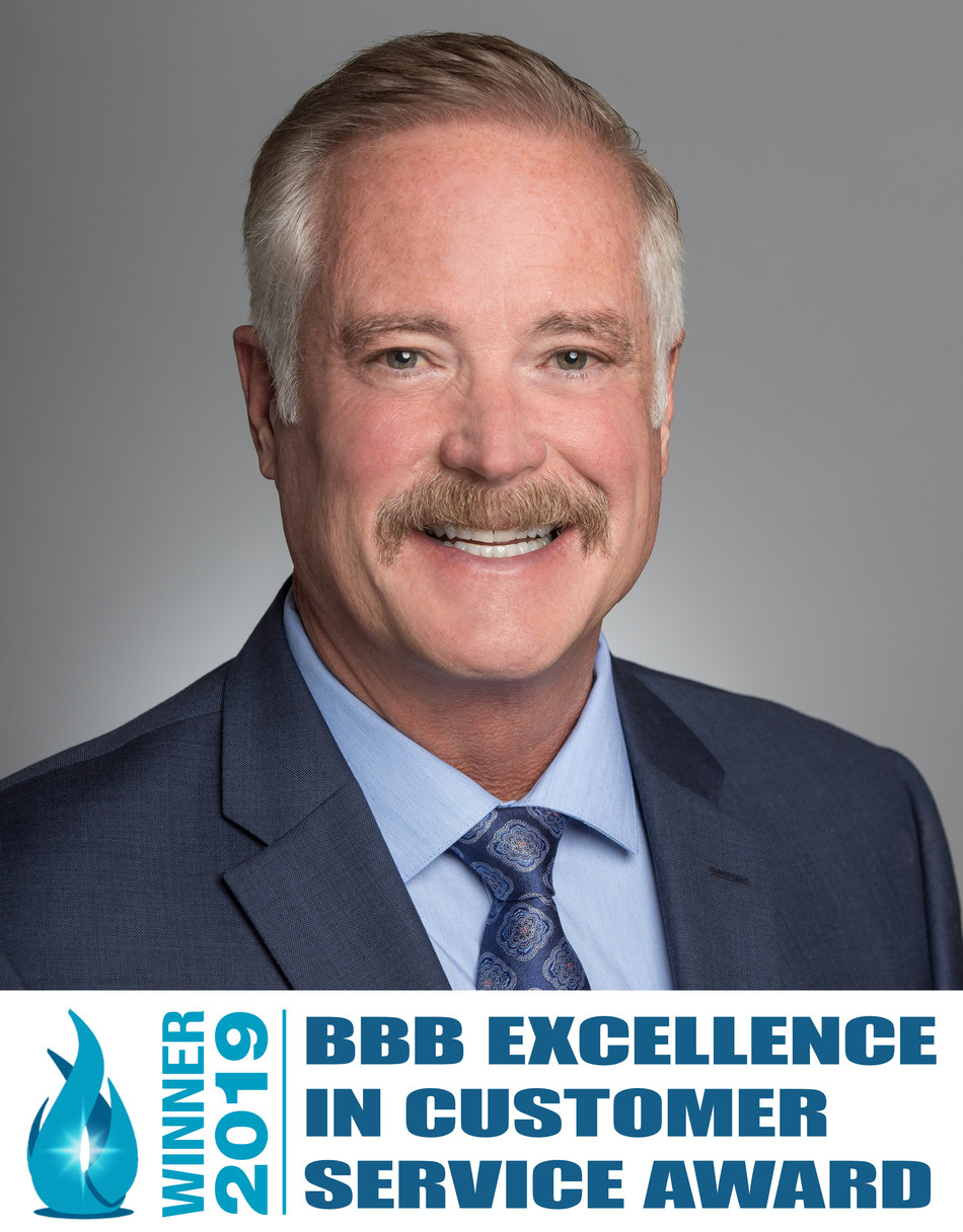 McCloskey Motors Receives BBB's Excellence In Customer Service Award