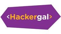 Purple Logo (CNW Group/Hackergal)
