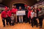 The National Police Association Honors the Work of the Cleveland Police Athletic League with Donation