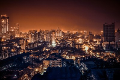Mumbai Light Up
