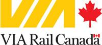VIA Rail Logo (CNW Group/Touché!)