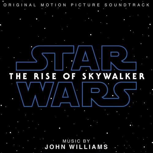 Star Wars: The Rise of Skywalker cover art