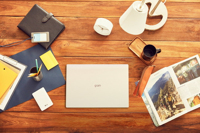 LG Electronics' newest gram laptop computer series is designed to set a new standard for portable computing and will satisfy the needs of the most demanding users.