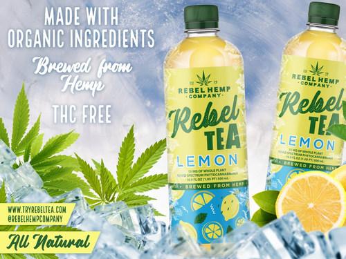 Rebel Tea (CNW Group/Hollister Biosciences Inc.)