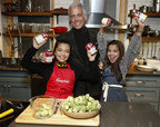 Campbell's® Soup and Chef Geoffrey Zakarian Announce 'Kids in the Kitchen' Family Cooking Initiative