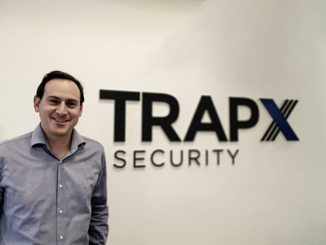 TrapX Security Appoints Ori Bach as Chief Executive Officer
