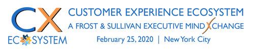 Customer Experience Ecosystem: a Frost & Sullivan Executive MindXchange