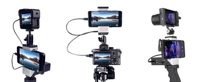 StreamGear's new VidiMo Go turns a smartphone and external video source into a full live video production platform in users' hands.
