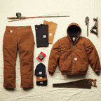Carhartt Highlights Historic Styles With Release of Heritage Icon Collection Made in the U.S.A.