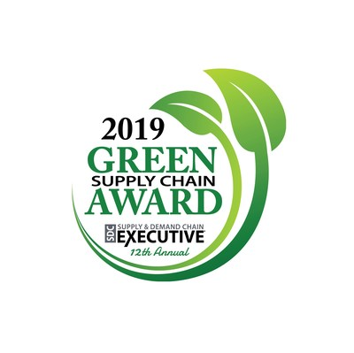 2019 Green Supply Chain Award