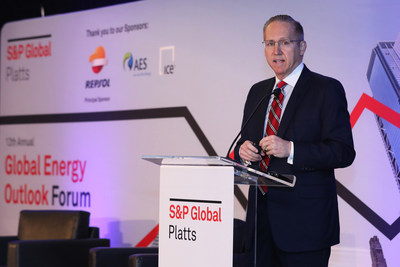 Sempra Energy's Chairman and CEO, Jeffrey W. Martin, delivered the keynote speech at S&P Global Platts' Global Energy Outlook Forum in New York.