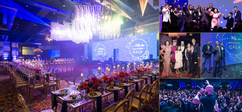 The Altus Foundation's annual Houston Gala on Saturday, Dec. 7, hosted 1,300 guests and broke previous records, receiving more than $1.5M in pledges that will give back to the community through free healthcare services, food, shelter and pathways to opportunity for those in need.