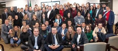 Exitosa Asamblea de Fuerza Migrante, instala su primer Consejo Binacional en Nueva York