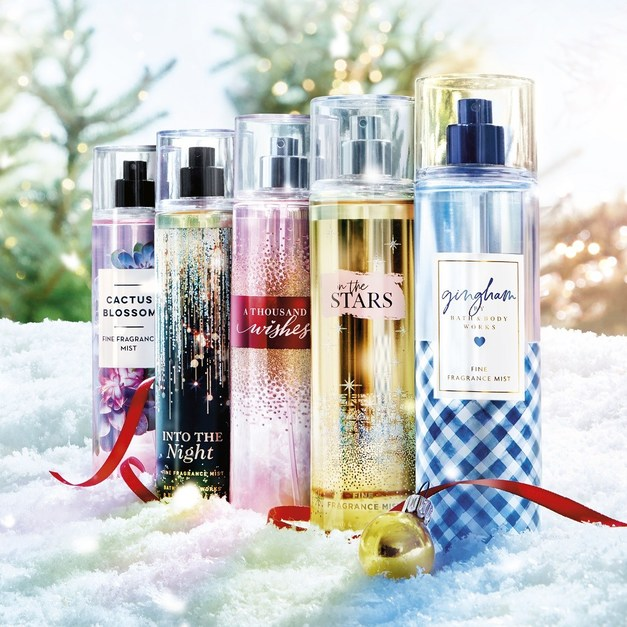 Bath And Body Works 2021 Christmas Mail Out Bath Body Works First Ever Body Care Day Is Your One Stop Shop For Checking Every Gift Off Your List
