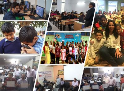 Macmillan Education Indias CSR Initiatives