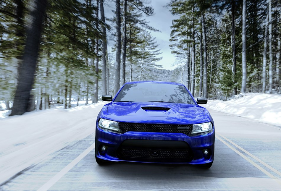 Winter warrior: New 2020 Dodge Charger GT all-wheel-drive delivers unparalleled year-round performance wrapped in muscle car attitude