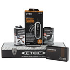 CTEK Time to Go Gift Set the Smart Choice for Holiday Giving