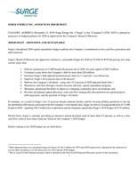 Surge Energy Inc. Announces 2020 Budget (CNW Group/Surge Energy Inc.)