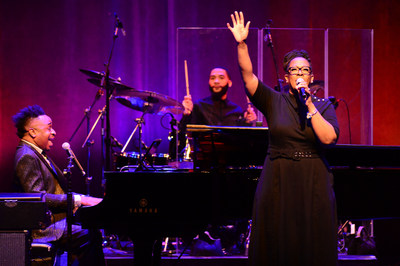 Damien Sneed and Alicia Peters-Jordan_credit Frank Stewart (CNW Group/Place des Arts)
