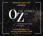 Woodforest CEI-Boulos Opportunity Fund Recognized As A Leading Opportunity Zone Fund In The Forbes' OZ 20: Top Opportunity Zone Catalysts List