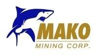 Logo: Mako Mining Corp. (CNW Group/Mako Mining Corp.)