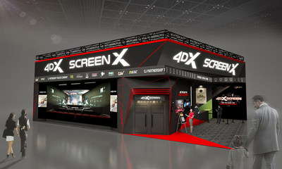 CJ 4DPLEX to Launch Next Generation Movie Theater Concept at CES 2020
