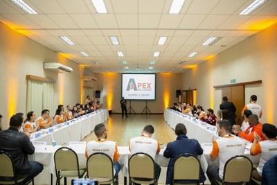 Participantes no APEX NID LEADER – NID COMPORTAMENTAL, Hotel Terras Altas - edição Março, 2019