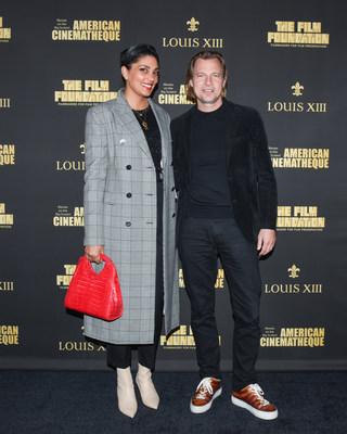Rachel Roy, Ludovic Du Plessis (PRNewsfoto/LOUIS XIII)