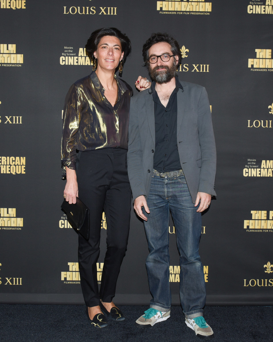 Mathieu Demy and Caroline Sarrot (PRNewsfoto/LOUIS XIII)