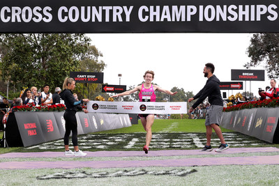Josh Methner Captures First-Place Title at the 41st Annual Foot Locker Cross Country Championships National Finals Presented by Eastbay