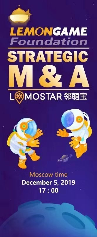 First Game announced its acquisition of LoMoStar.
