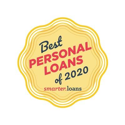 Best Personal Loans for 2020 Badge by Smarter Loans (CNW Group/Smarter Loans)