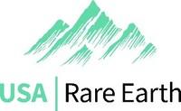 (PRNewsfoto/USA Rare Earth, LLC)