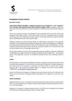 ShaMaran Atrush Update (CNW Group/ShaMaran Petroleum Corp.)