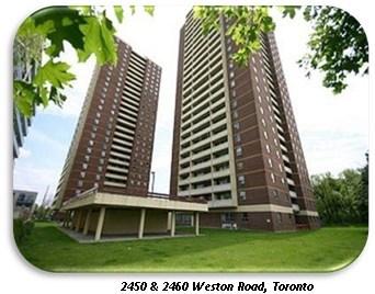 2450 & 2460 Weston Road, Toronto (CNW Group/Starlight Investments)