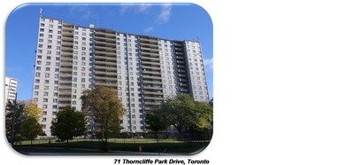 71 Thorncliffe Park Drive, Toronto (CNW Group/Starlight Investments)