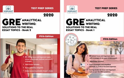 GRE Analytical Writing Solutions to the Real Essay Topics Book 1