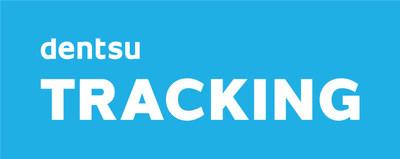 Dentsu Tracking Logo