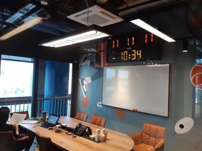 QNBeyond offices in Istanbul, Turkey (PRNewsfoto/QNB Group)