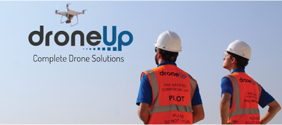 DroneUp | The Complete Drone Solutions Provider (PRNewsfoto/DroneUp)