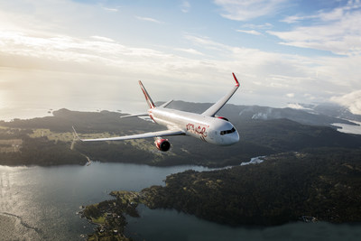 Air Canada Completes Installation of Satellite Connectivity Across Full Air Canada Rouge Fleet (CNW Group/Air Canada)