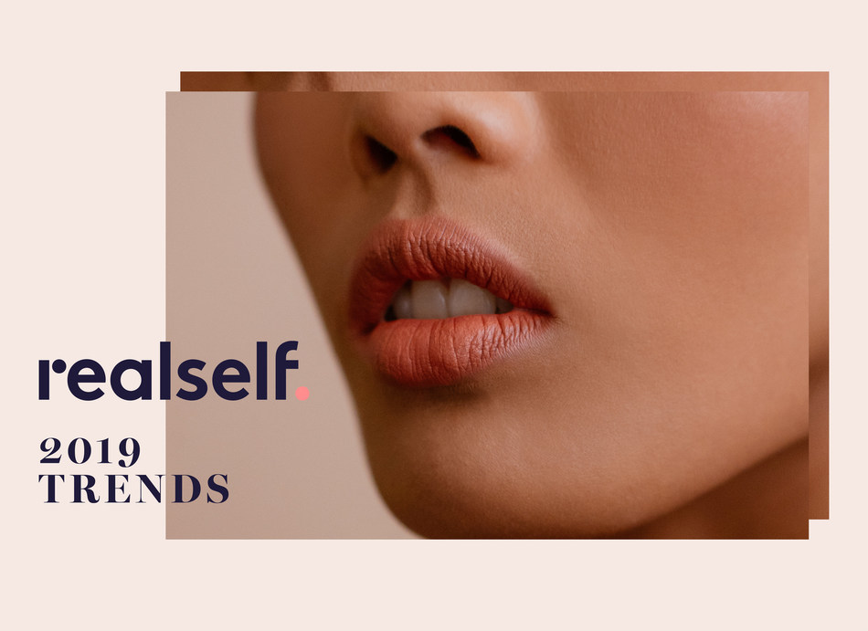 RealSelf Releases 2019 Aesthetics Trend Report and 2020 Aesthetics Watch List.